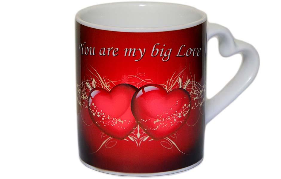 Hrnček: You are my big love