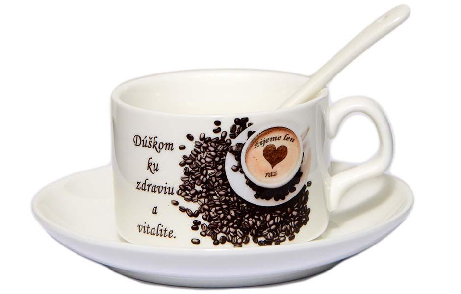 Kávová šálka: Dúškom k zdraviu